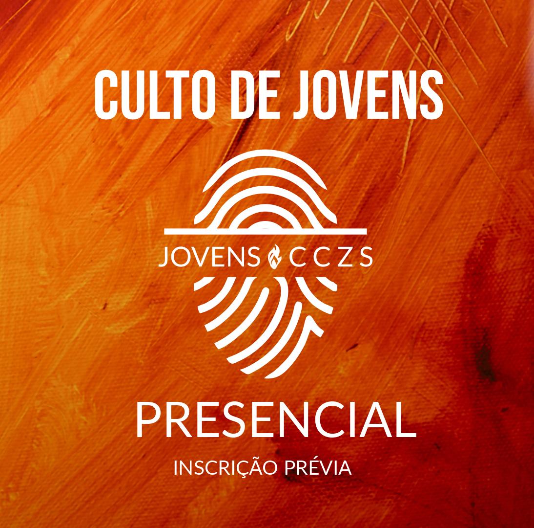 CULTO DE JOVENS