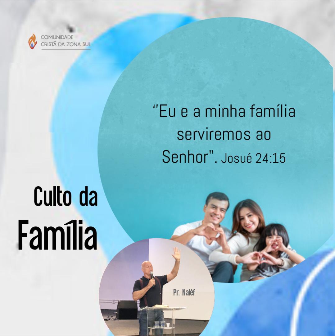 Culto d Familia